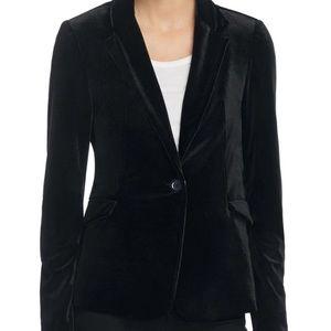 Blanknyc velvet blazer